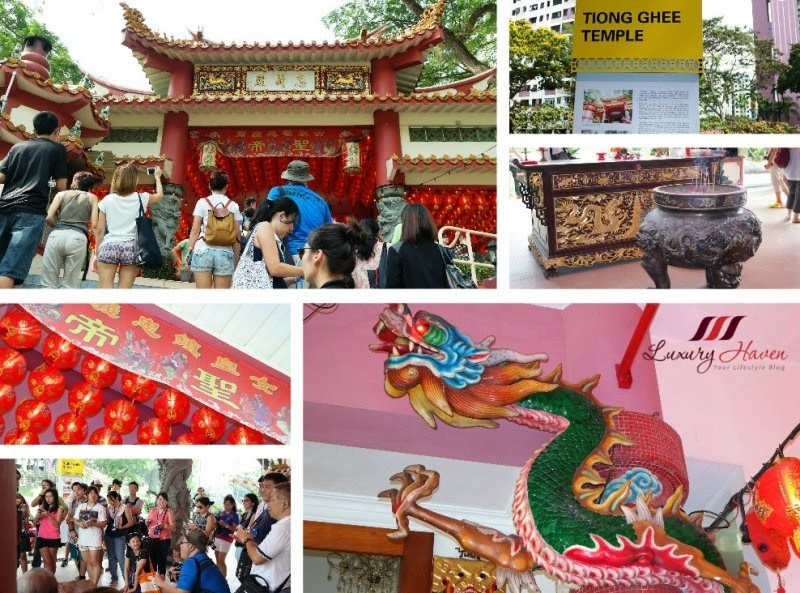 singapore tiong ghee temple queenstown oldest taoist