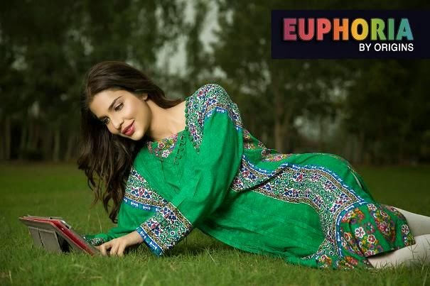 Euphoria-Origins Winter Dress 2014-2015