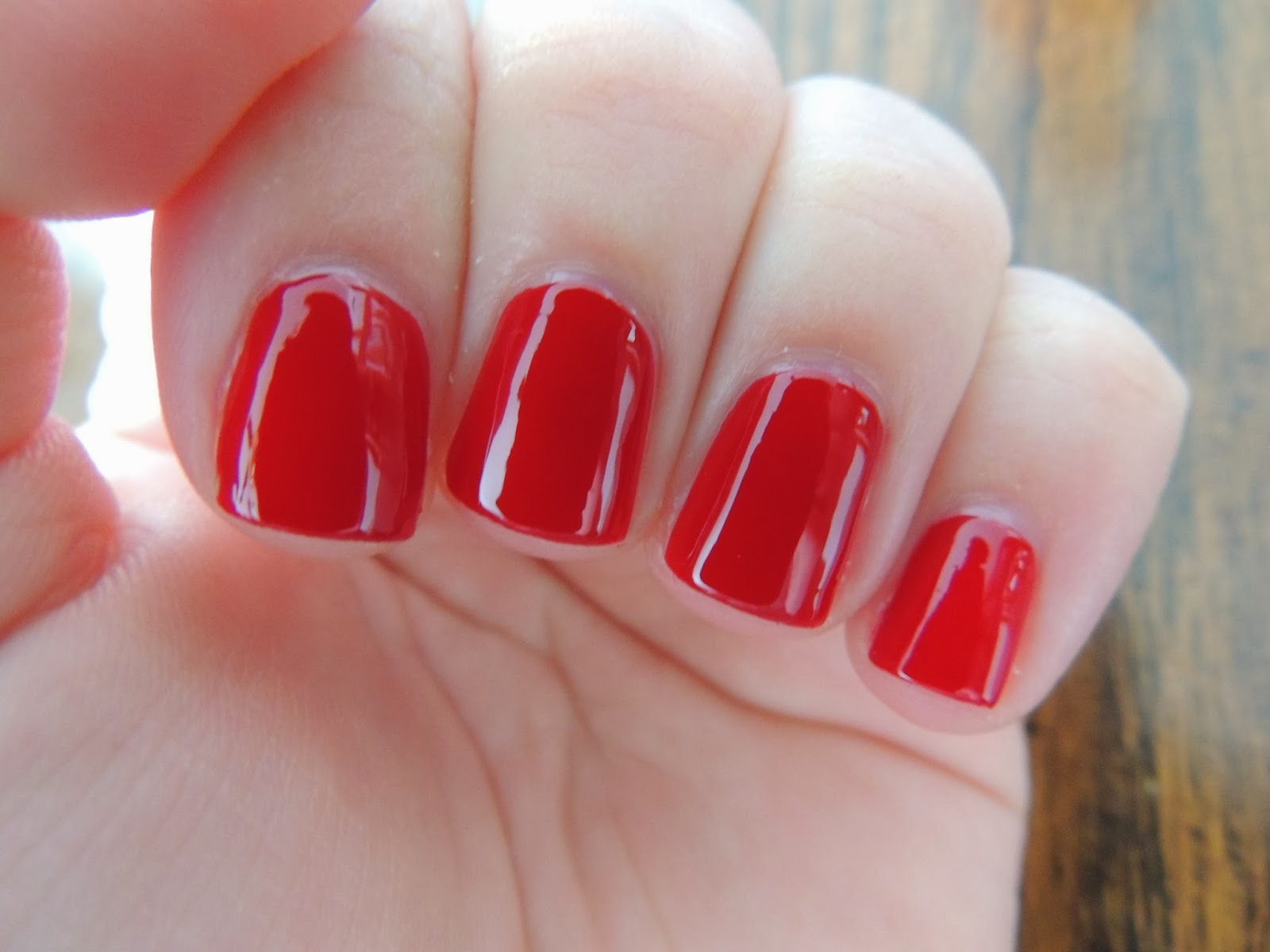 Brittany\'s Secret: Perfect Red Nail Polish for Valentine\'s Day ...