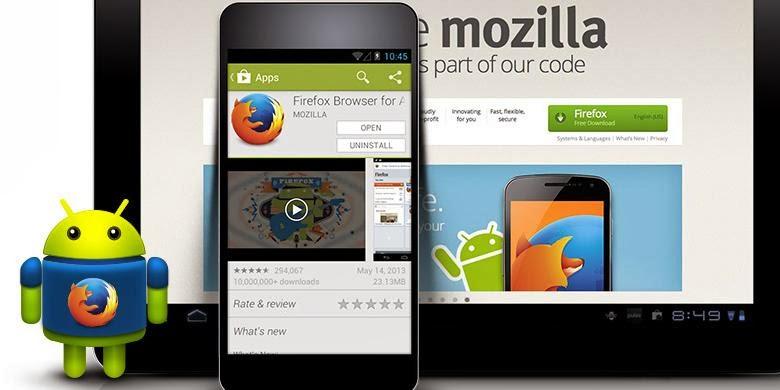 Cara Melindungi Browser Android