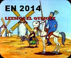 Reto En 2014 leemos El Quijote