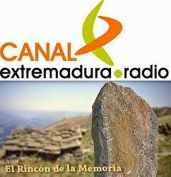 Canal Extremadura Radio: El Rincón de la Memoria