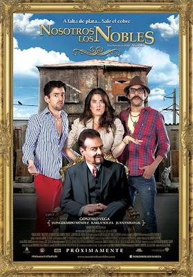 Nosotros Los Nobles 2013 DVDRip Latino Comedia