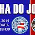 Ficha do jogo: Bahia 1x0 Grêmio - Campeonato Brasileiro 2014