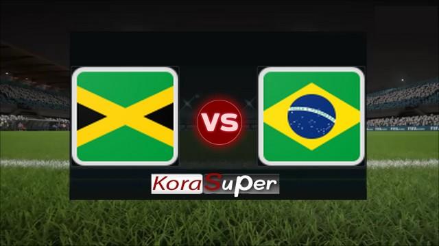 اليوم مشاهدة مباراة جامايكا والبرازيل بث مباشر 09-06-2019 الأحد