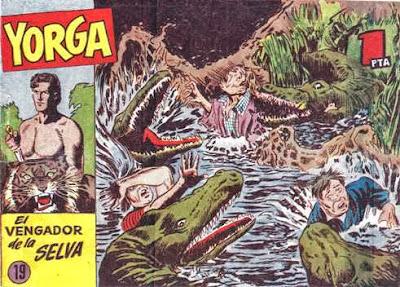 Yorga Nº 19-Hispano Americana de Ediciones