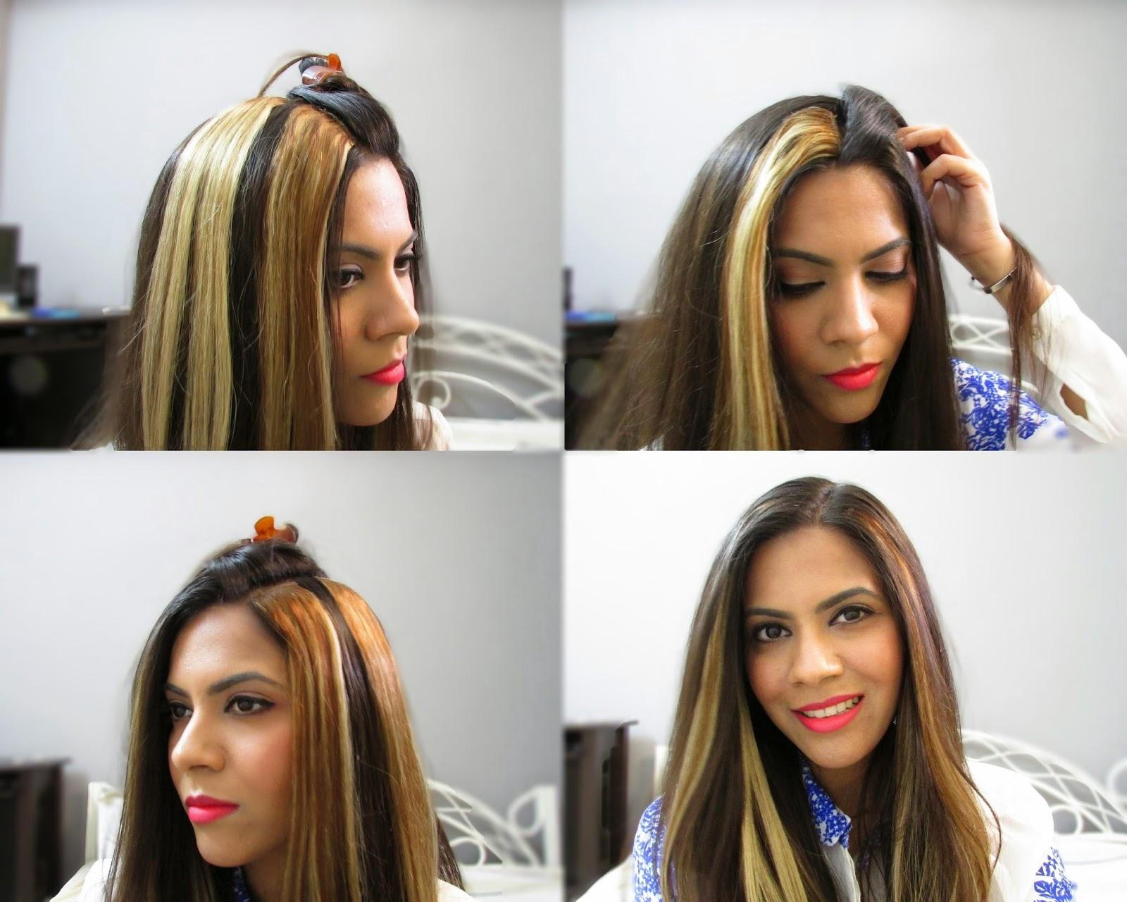 How To Clip In Haie Extensions Extemsuions