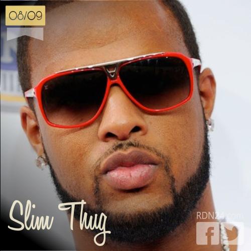 08 de septiembre | Slim Thug - @slimthugga | Info + vídeos