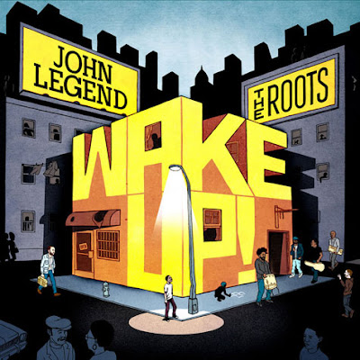 John Legend & The Roots - Wake Up Everybody Lyrics