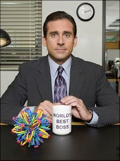 Michael Scott The Office Boss Gift