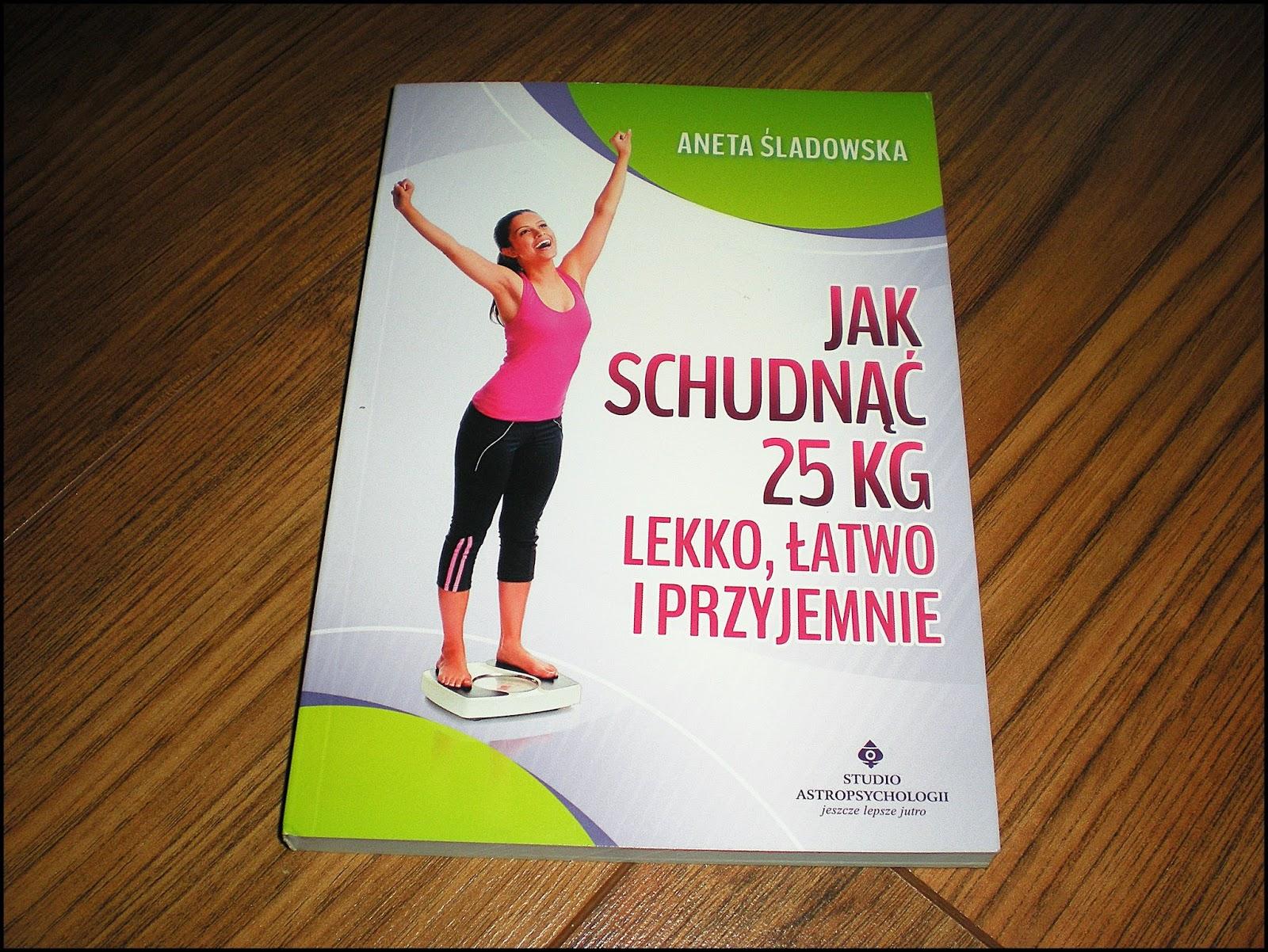 Jak schudnąć 25 kg lekko, łatwo i przyjemnie