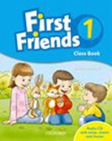 Tiếng Anh cho học sinh lớp 1,  first friends 1