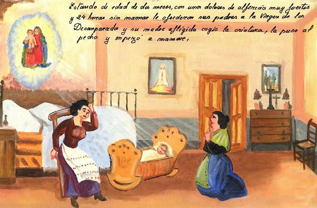 exvoto, niño,enfermedad