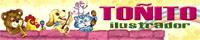 La web de Toñito Avalos Ilustrador