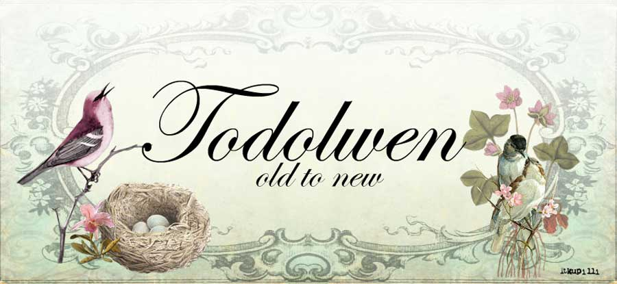 Todolwen (see new blog at www.todolwen.ca)
