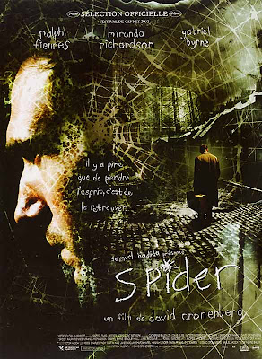 Watch Spider 2002 BRRip Hollywood Movie Online | Spider 2002 Hollywood Movie Poster