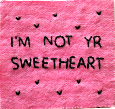 Yr sweetheart