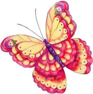 dibujos de mariposas para imprimir imagenes y dibujos On imagenes de mariposas de colores grandes