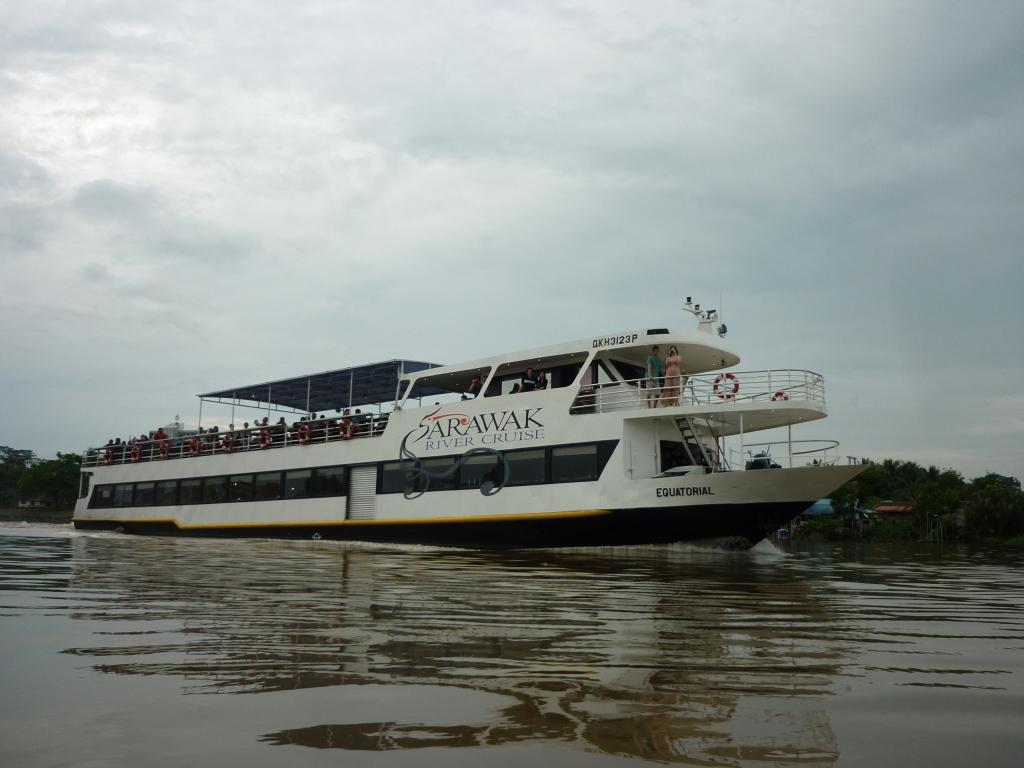 Sarawak river and culture  Sarawak River Cruise Kuching