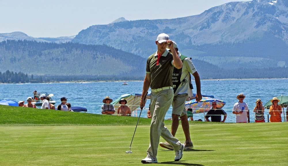 Lake Tahoe Celebrity Golf July 15-20