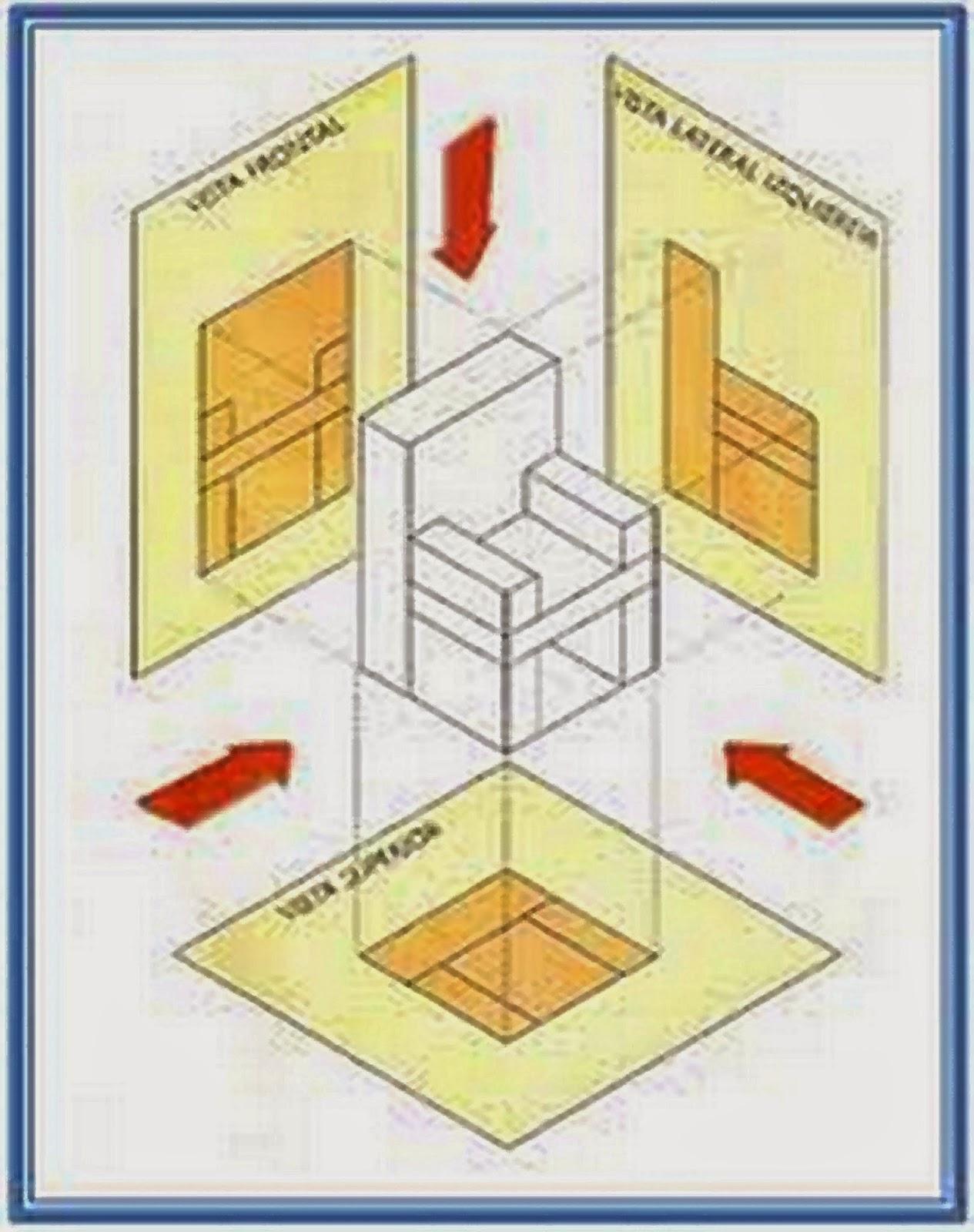 Sistemas representativos proyecci n de una silla en tres for Planos silla ergonomica pdf
