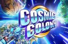 Juego de estrategia para móviles Cosmic Colony