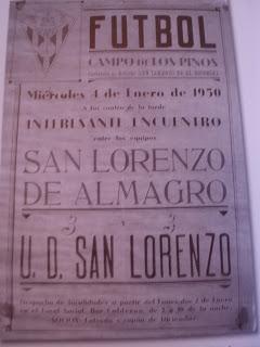 San Lorenzo contra San Lorenzo de Almagro