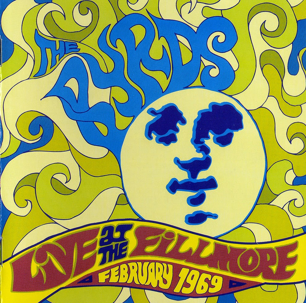 Plain And Fancy The Byrds Live At Fillmore 1969 Us