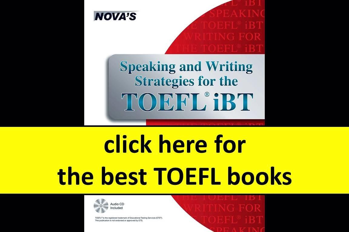 Books Toefl Essays