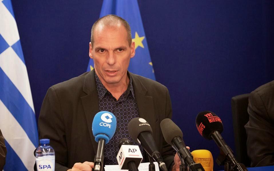 Τσίπρας - Βαρουφάκης στήριξη στο ΥΠΟΙΚ