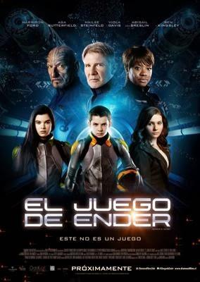 El Juego de Ender – DVDRIP LATINO