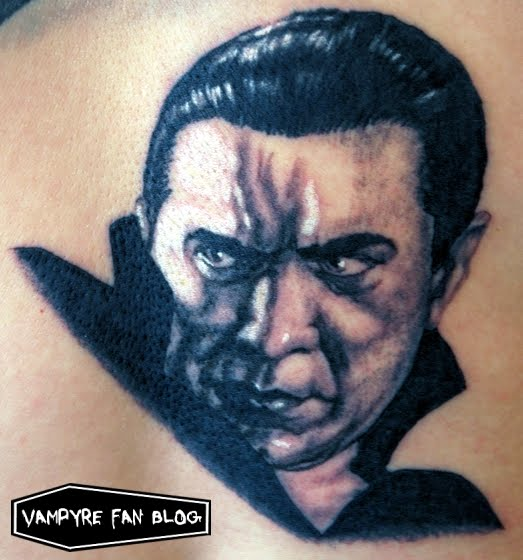 Here Are Some Amazing Dracula Movie Tattoo Photos We Came Across While