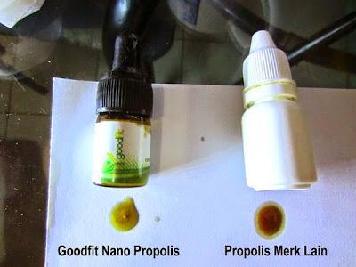 Jenis jenis propolis
