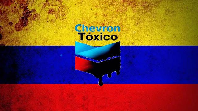 chevron, ecuador,