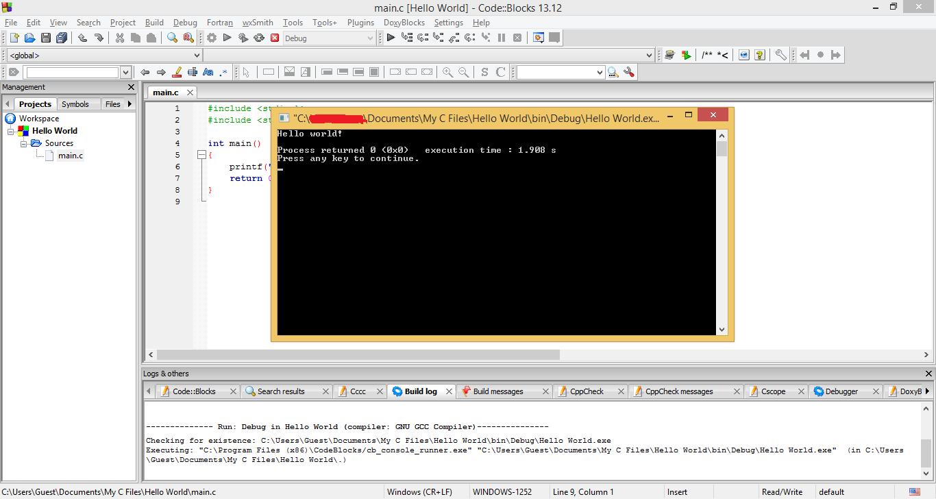 how to create new code in cygin