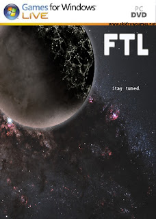 FTL Faster Than Light PC Game Cover