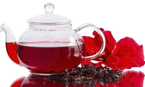 Chá de Hibisco Emagrece Mesmo - Benefícios