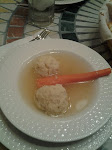 Matza Ball soup with a sense of humor