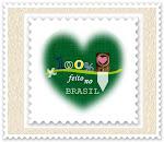 """Selinho:""""100% feito no Brasil"""""""