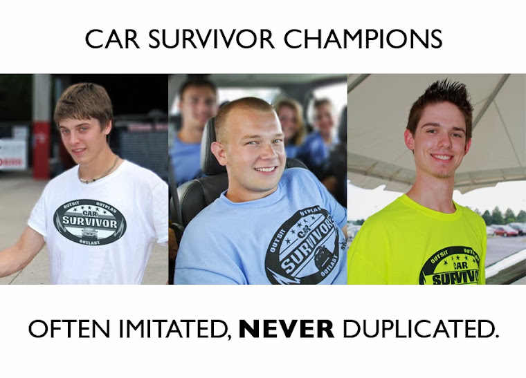 Car Survivor Hall of Fame