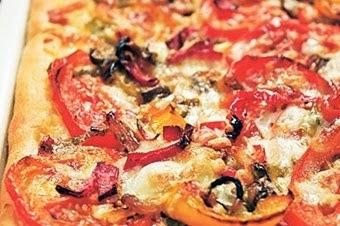 Biberli pizza tarifi
