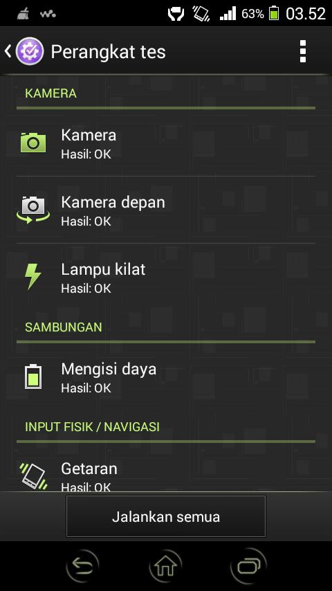 Ketahui Apakah Android Kita Ada Kerusakan Hardware (Daufybhk.blogspot.com)