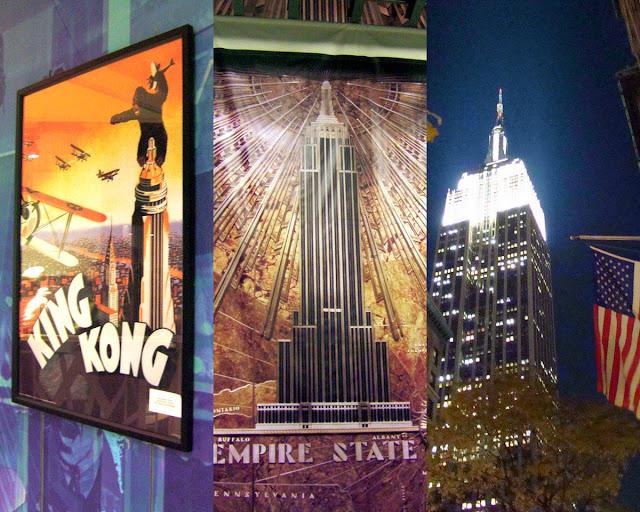New York vue d'en haut