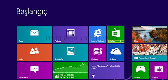 Windows 8 apps update