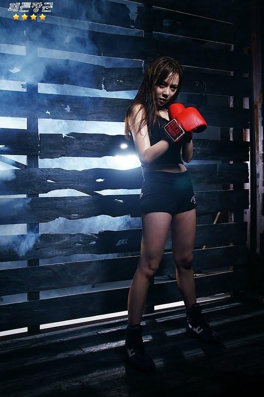 Race Queen Kim Na Na