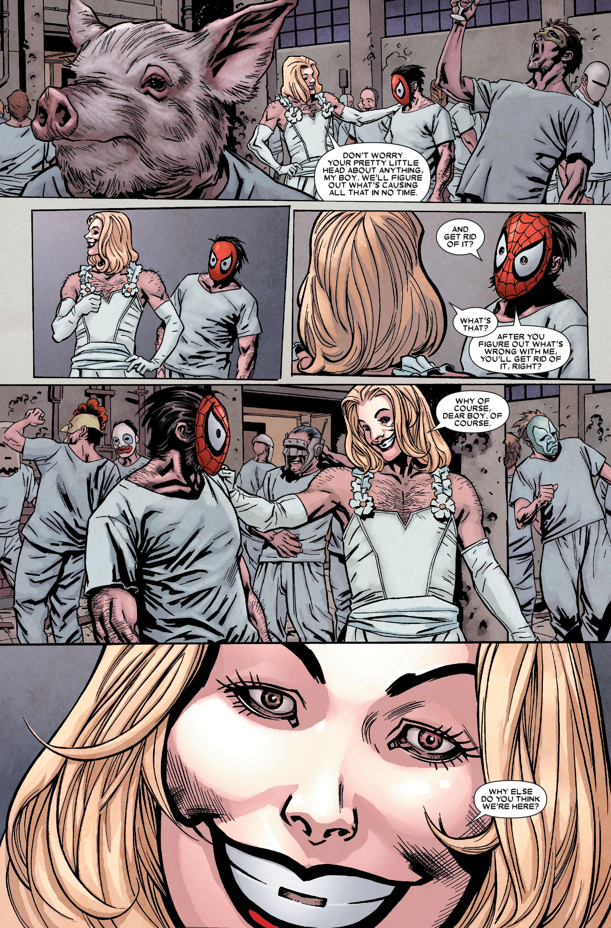 Wolverine: Weapon X #6 #11 - English 20