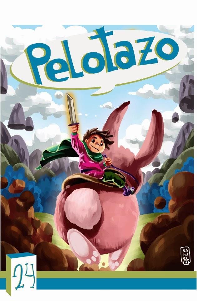 Pelotazo - Número 24 (Arg - 2012)