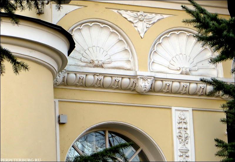 Дача Клейнмихель в Петербурге