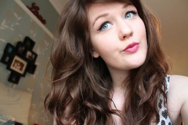 mac plumful lustre lipstick swatches
