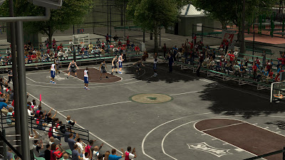 NBA Street Mod for NBA 2K13 PC